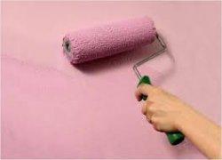 Красим стены водоэмульсионной краской своими руками
