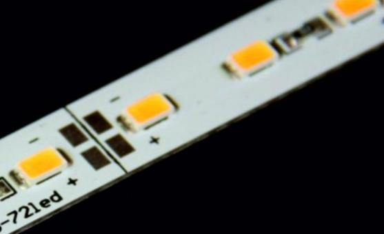 Линейки светодиодных светильников по мощности и цветовой температуре