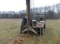 Геология участка для строительства