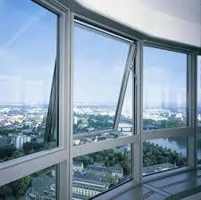 Достоинства алюминиевых окон