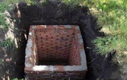 Как оборудовать яму под туалет