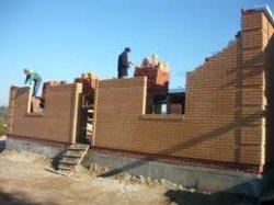 Как построить дом из кирпича собственноручно