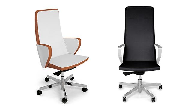 Ортопедические офисные кресла премиум класса