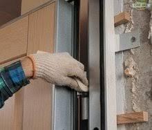 Как установить входную дверь собственноручно