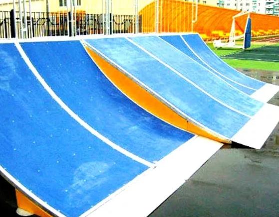Предназначение и особенности скейт-парков