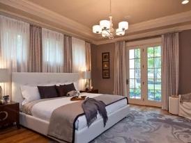 Комфортный интерьер спальни. На что обратить внимание