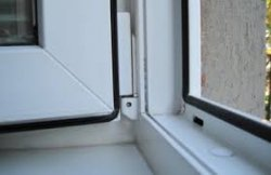 Как демонтировать ПВХ окно