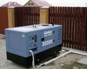 Плюсы и минусы дизельных генераторов