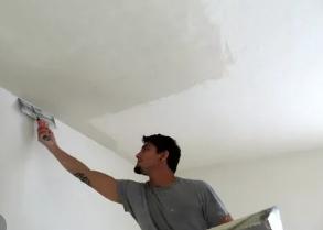 Все о ремонте потолков