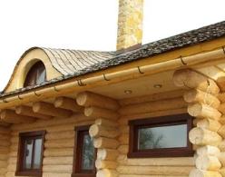 Продлеваем срок службы деревянного дома
