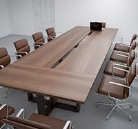 Как выбрать стол для совещаний и переговоров