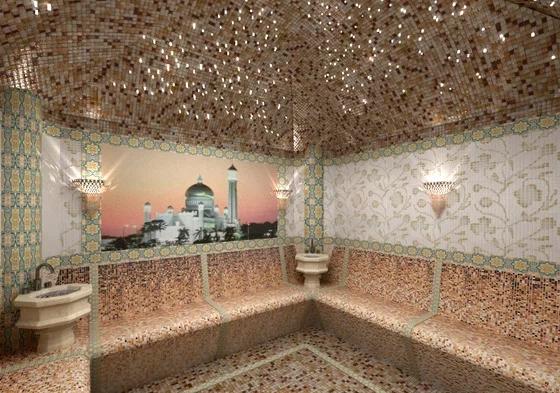 Строительство хамама