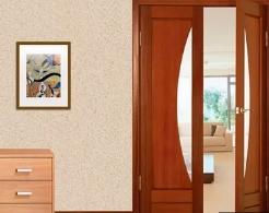 Чем отличаются межкомнатные двери от входных
