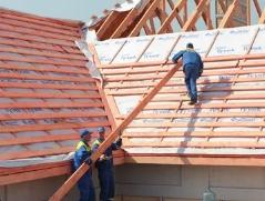 Особенности гидроизоляции крыш
