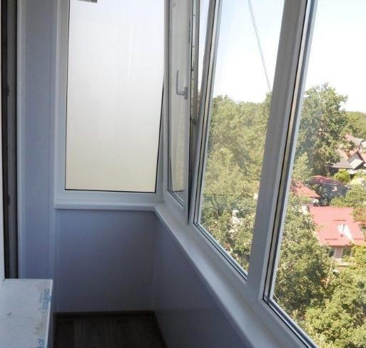 Ваш вариант комфорта - обшивка балкона пластиком