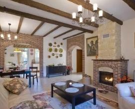 Как выбрать дизайн интерьера загородного дома?