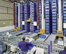 Что такое автоматизированные складские системы?