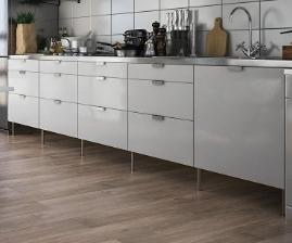 Какой водостойкий ламинат выбрать на кухню?