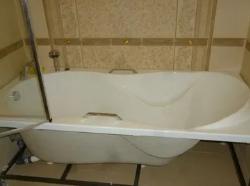 Как выбрать и установить ванну из акрила