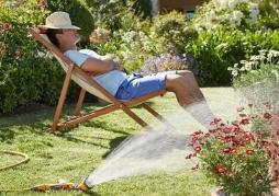 Как ухаживать за садом, собираясь в отпуск?