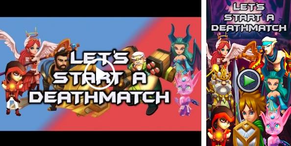 Обзор игры Let s start a Deathmatch