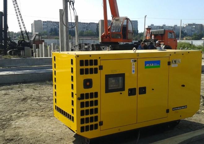 Преимущества аренды генераторов